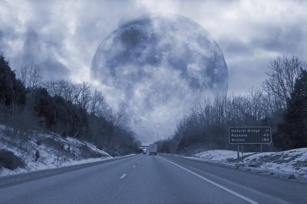 Roanoke Wall Art - Photograph - Road To The Horizon by Betsy Knapp