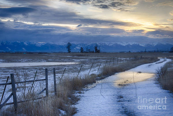 Wall Art - Photograph - Road To The Missions by Idaho Scenic Images Linda Lantzy