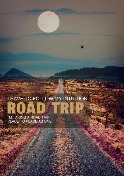 Paisaje Photograph - Road Trip by Celestial Images