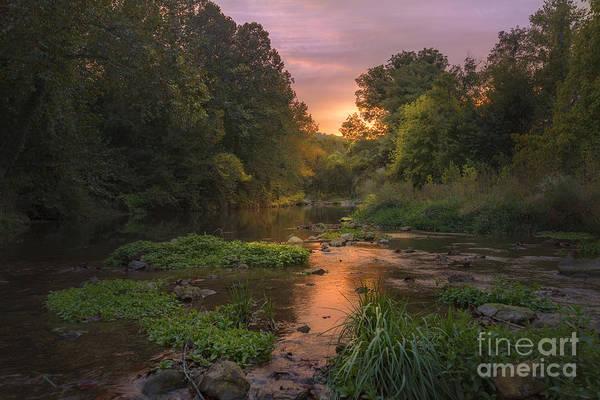 Roaring River State Park Art Print