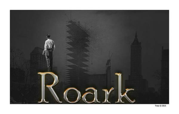 Roark Art Print