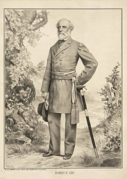 Photograph - Robert E Lee by Bill Cannon