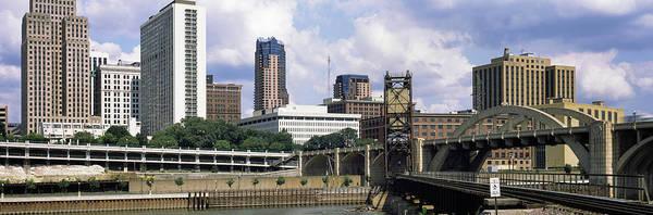 Wall Art - Photograph - Robert Street Bridge by Panoramic Images