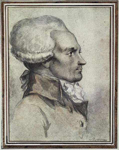 1741 Photograph - Robespierre, Maximilien De 1758-1794 by Everett