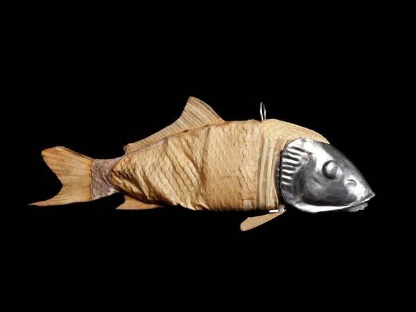 Biomimetics Wall Art - Photograph - Robotic Fish by Benny J/science Photo Library