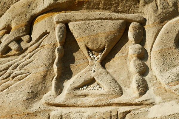 Ventura Photograph - Rock Carvings Between Fillmore by Panoramic Images