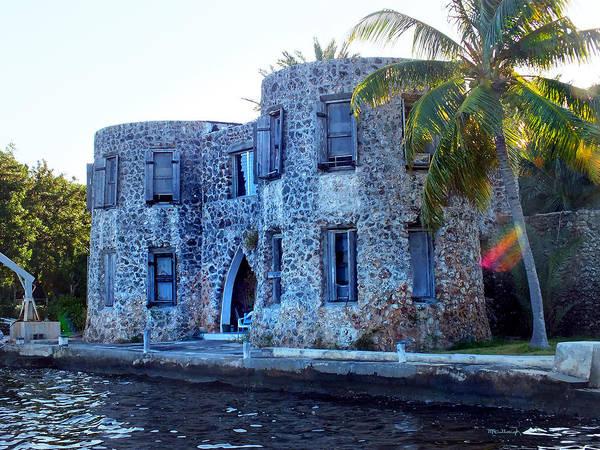 Photograph - Rock Castle In Key Largo by Duane McCullough