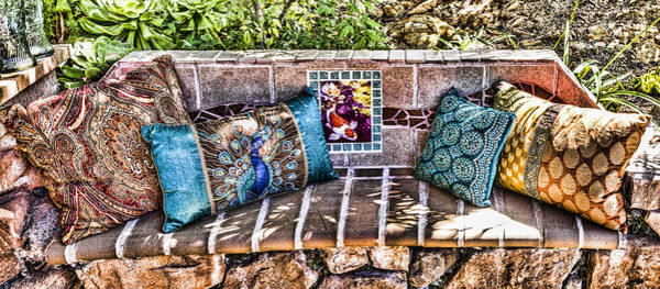 Digital Art - Rock Couch by Photographic Art by Russel Ray Photos