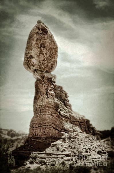 Strange Land Wall Art - Photograph - Rock Formation by Jill Battaglia