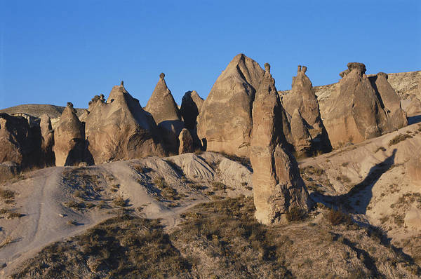 Wall Art - Photograph - Rock Formations, Cappadocia by Alison Wright