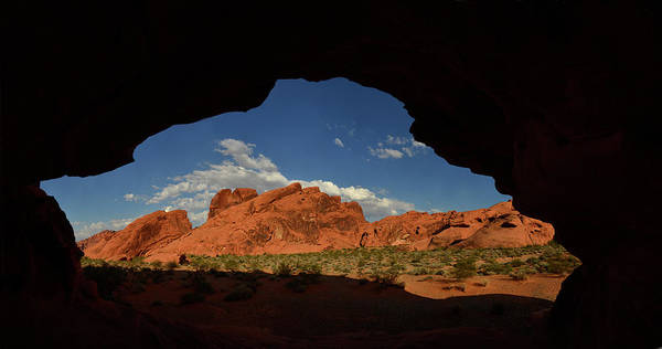 Valley Of Fire Photograph - Rock Formations In The Valley Of Fire by Raul Touzon