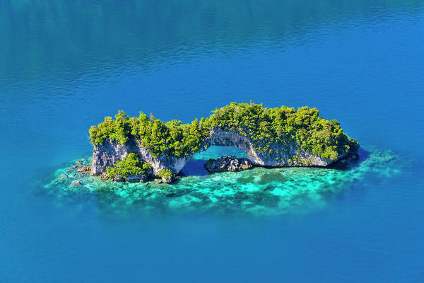 Micronesia Photograph - Rock Islands, Palau (not Available by Keren Su
