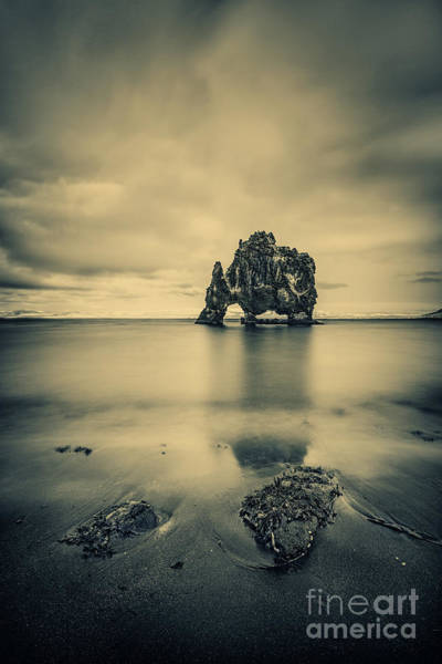 Dinosaurs Photograph - Rock Of Ages by Evelina Kremsdorf