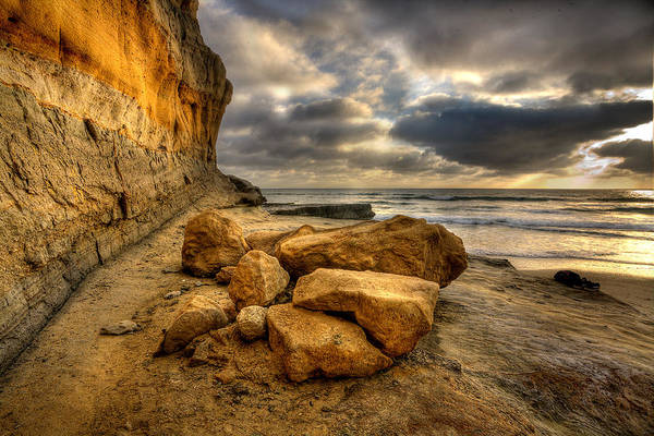 Torrey Photograph - Rock Pile by Peter Tellone