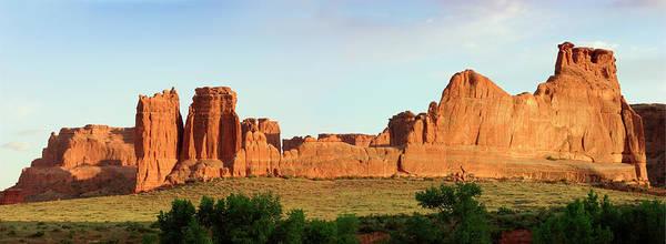 Wall Art - Photograph - Rock Pinnacles by Tony Craddock/science Photo Library