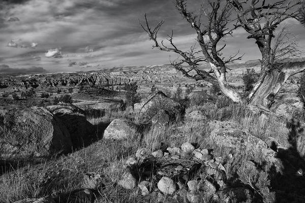 Bishop Hill Photograph - Rock Ring In Wind River Country by Kathleen Bishop