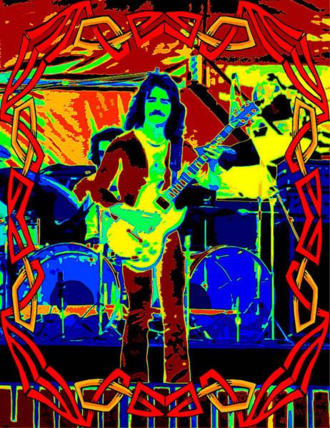 Photograph - Rock Star  by Ben Upham