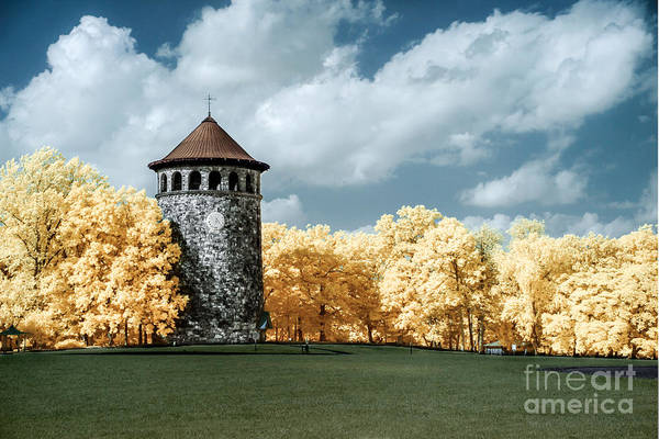 Wall Art - Photograph - Rockford Tower by Stacey Granger