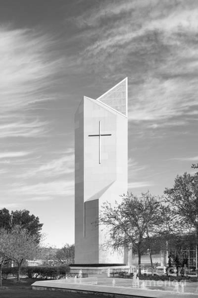 Photograph - Rockhurst University Bell Tower by University Icons