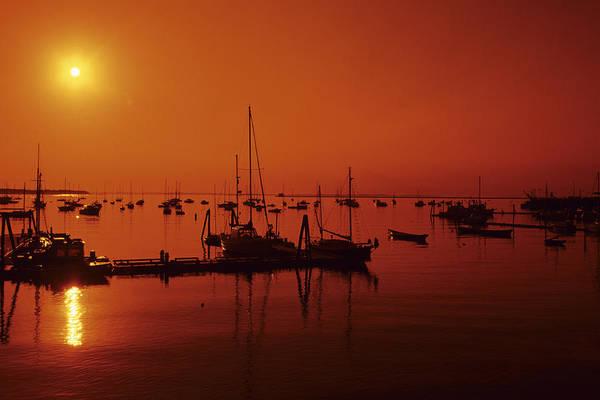 Photograph - Rockland Harbor by Stephen Szurlej