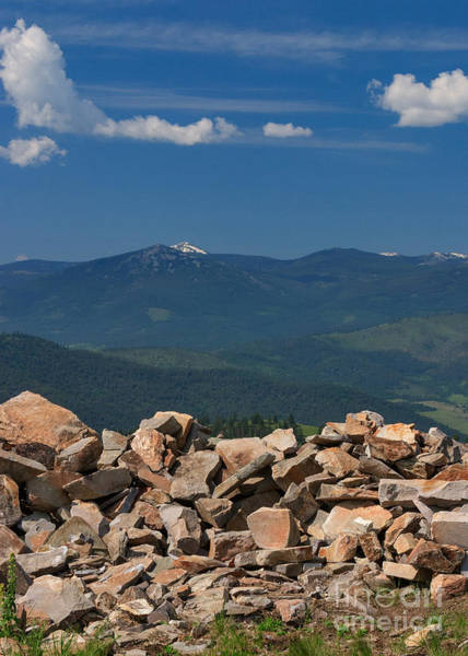 Photograph - Rockpile View by Charles Kozierok