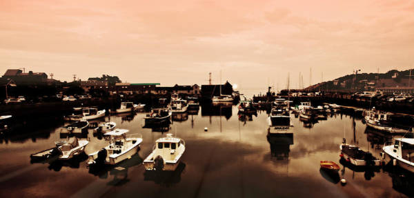 Wall Art - Photograph - Rockport Harbor And Motif Number 1 by Stephen Stookey