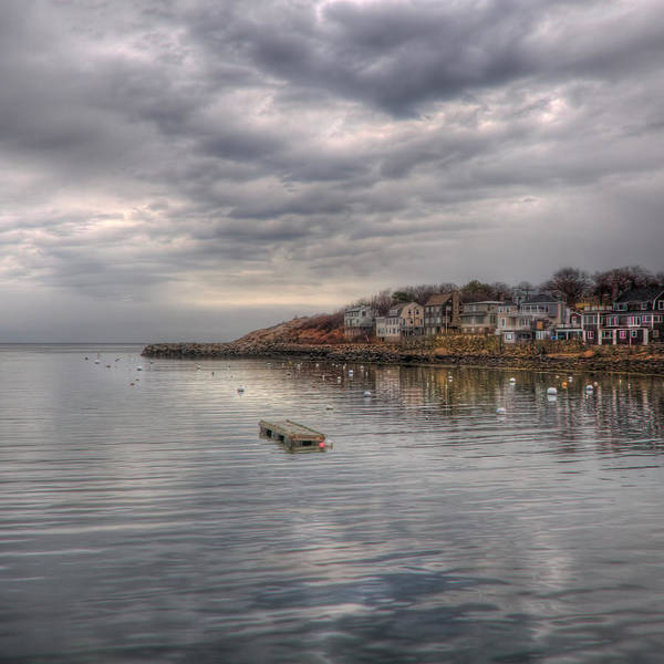 Wall Art - Photograph - Rockport Harbor by Joann Vitali