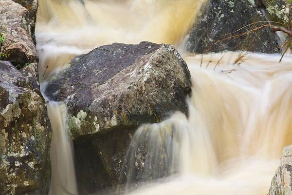 Photograph - Rocks And Rapids #2 by Stuart Litoff