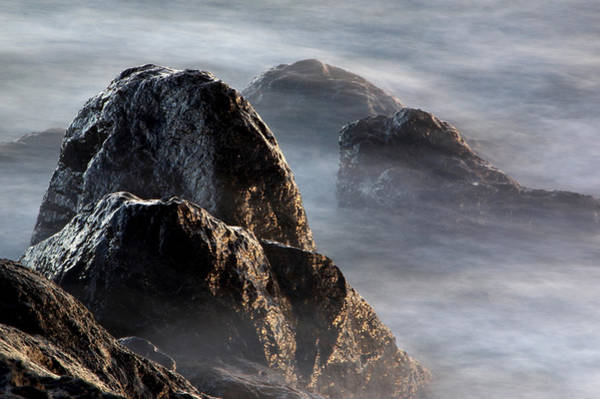 La Gomera Wall Art - Photograph - Rocks In The Clouds by Jay Evers