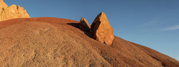 Grand Staircase National Monument Photograph - Rocks On Bentonite Clay, Rattlesnake by Panoramic Images