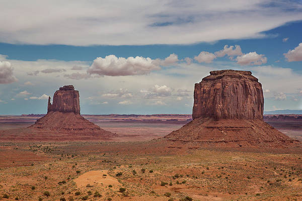 Toughness Photograph - Rocks On Monument Valley by By Yuri Kriventsov