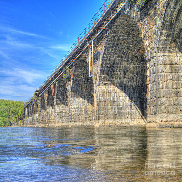 Rockville Bridge Art Print