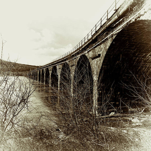 Rockville Photograph - Rockville Bridge  by Jean Macaluso