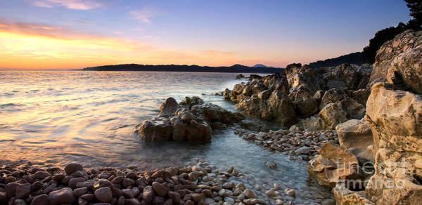 Losinj Photograph - Rocky Adriatic by Sinisa Botas