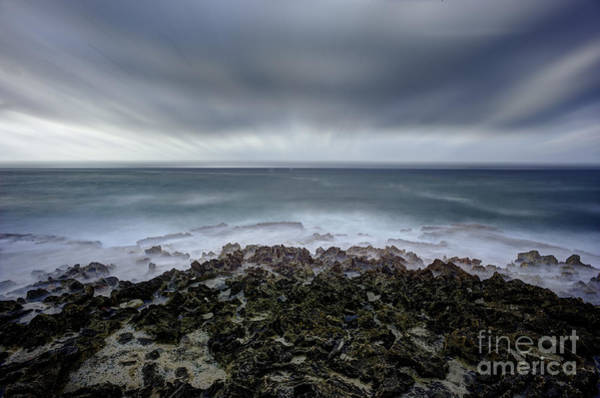 Photograph - Rocky Beach In The Caymans by Dan Friend
