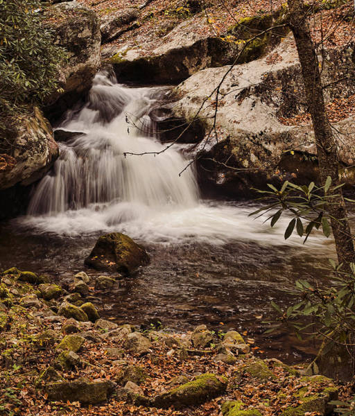 Photograph - Rocky Fork Falls by Heather Applegate