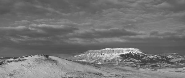 Photograph - Rocky Mountain Front by Fran Riley