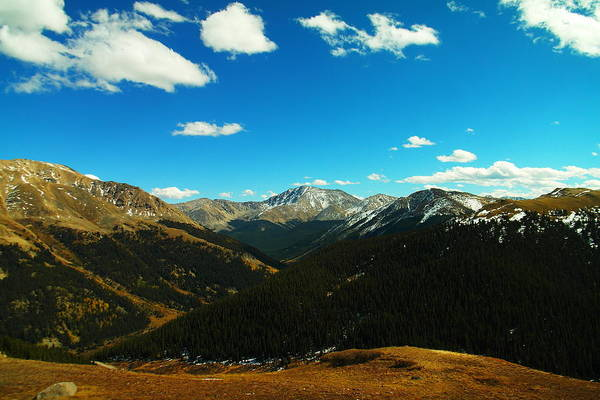Swan Valley Photograph - Rocky Mountain High Colorado by Jeff Swan