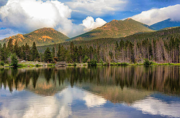 Photograph - Rocky Mountain National Park by Brent Durken