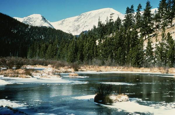 Rocky Mountain Digital Art - Rocky Mountain National Park by Georgia Fowler