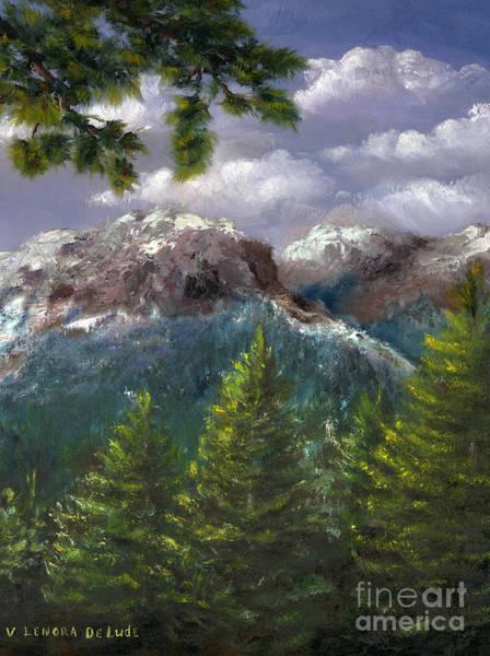 Rocky Mountains National Park Colorado Art Print