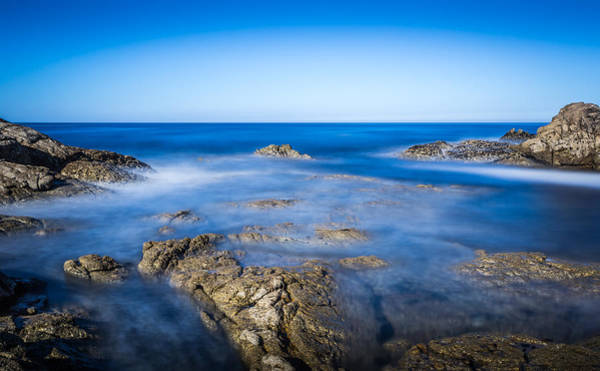 Photograph - Rocky Seaview by Gary Gillette