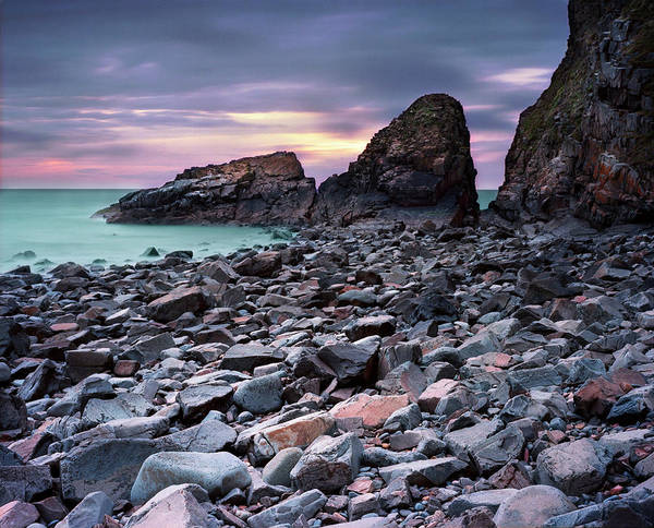 Wall Art - Photograph - Rocky Shore by Gustoimages/science Photo Library