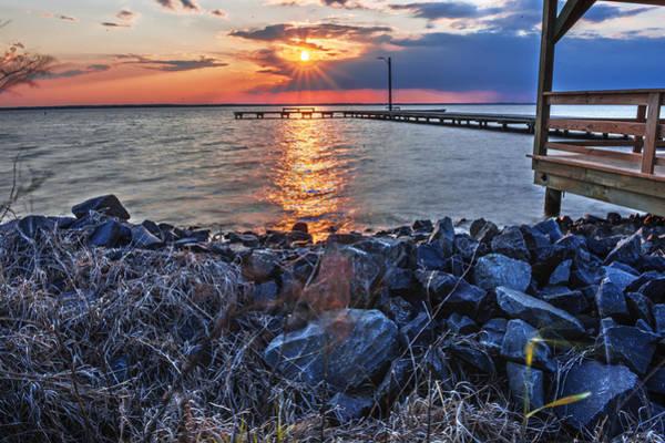 Wall Art - Photograph - Rocky Sunset by Ryan Crane