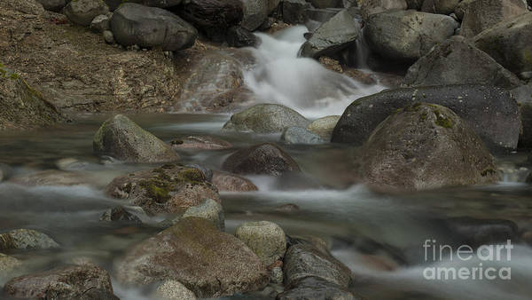 Mission Bc Photograph - Rocky Waters by Rod Wiens