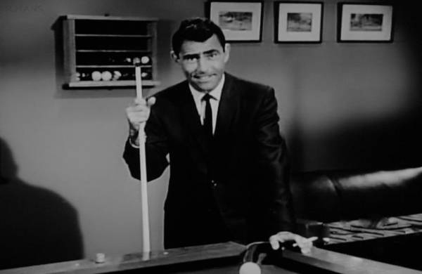 Wall Art - Photograph - Rod Serling by Rob Hans