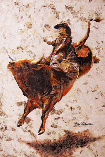 Mariachi Painting - 8 . S E C O N D S by J  - O   N    E