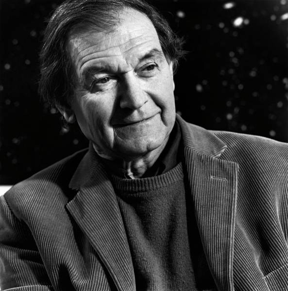 Wall Art - Photograph - Roger Penrose by Lucinda Douglas-menzies