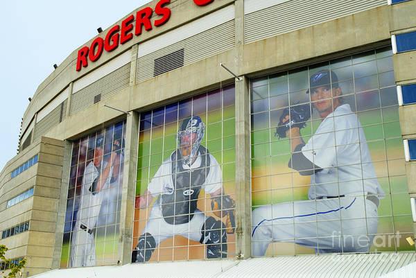 Photograph - Rogers Stadium by Brenda Kean