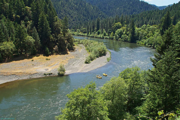Rogue Valley Photograph - Rogue River Recreation Paradise by Mick Anderson